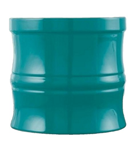 Chefs Kitchen Tool Crock, Turquoise