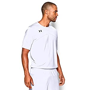 Under Armour UA Golazo Soccer Jersey XXL White