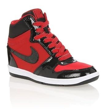 pas mal 8169d 1c8c2 Nike Baskets FORCE SKY HIGH Femme: Amazon.fr: Sports et Loisirs