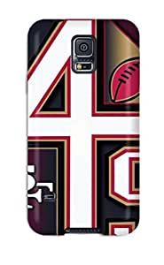 Best san francisco NFL Sports & Colleges newest Samsung Galaxy S5 cases 6495593K109134898