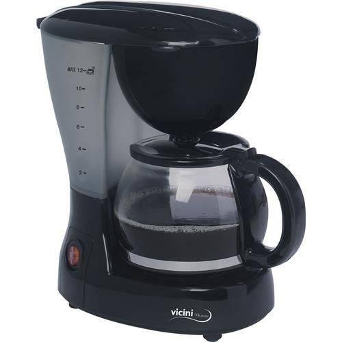 Cafeteira Elétrica Vicini Epv-881- 127v - Preto