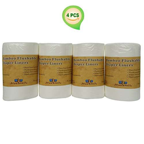 diaper biodegradable liners - 9