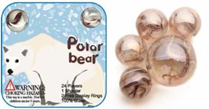 Marbles: Polar Bear Set B000O7ISOO