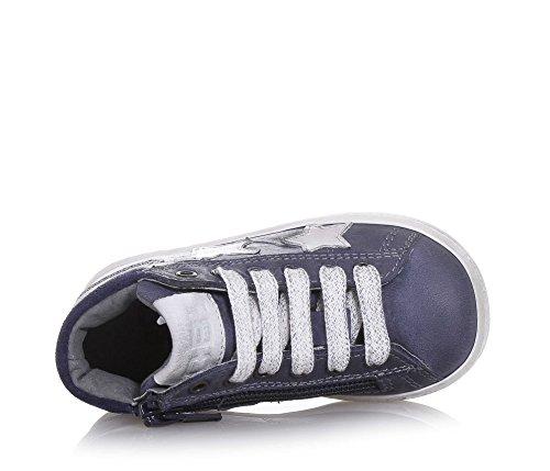 Estilo Bimbi Detalles Niños Capaz Niño Cuero Azul De Zapatilla Cordones Combinar Todos Ciao Curada En Los Y qZxd6v7