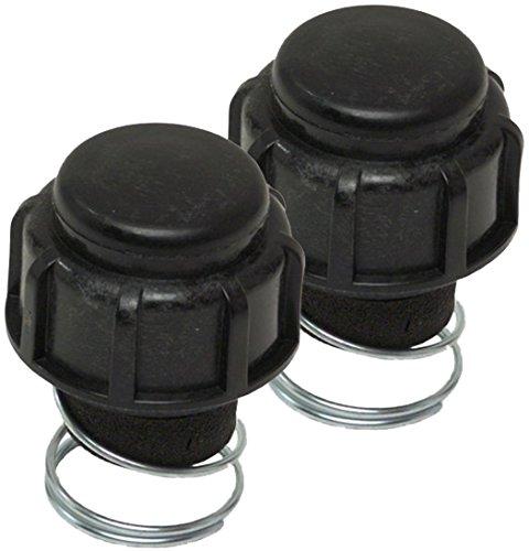 Oregon (2 Pack) Bump Head Knob Assembly for Ryobi 791-181468B # - Bump Knob