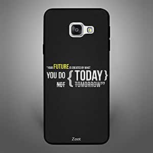 Samsung Galaxy A5 2016 You Future is created by what you do today