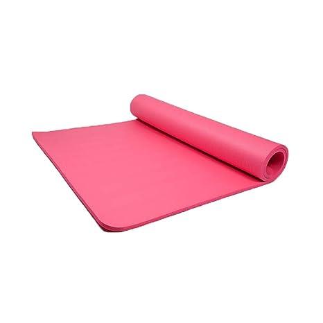 ROM Alfombra Yoga Pilates, Antideslizante Peso Ligero Correa ...