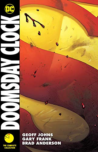 Doomsday Clock: The Complete Collection Paperback – October 13, 2020