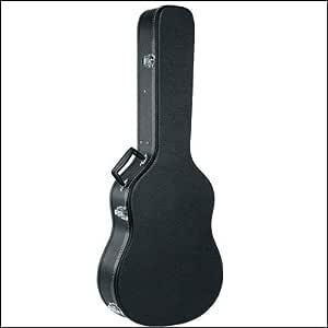 Ortola 0986-001 - Estuche guitarra clásica, color negro: Amazon.es: Instrumentos musicales
