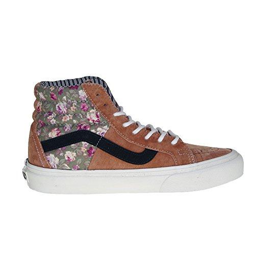 1d0c10ae95d5 VANS Schuhe SK8 Hi 46 CA floral mix mocha bisque - liv-stuck-sachsen.de