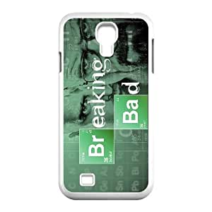 Samsung Galaxy S4 I9500 Phone Case White Breaking Bad1 VKL3063496