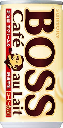 산토리 커피 boss 카페 오레 185g×30개