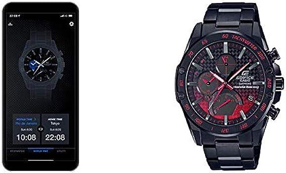 Casio Edifice Honda Racing Limited Edition - Reloj cronógrafo de ...