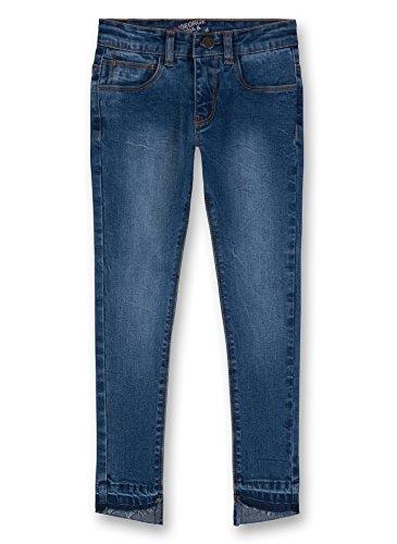 GEORGE GINA & LUCY GIRLS Trouser Woven, Pantalones para Niñas Azul (Blue Wash 9400.0)
