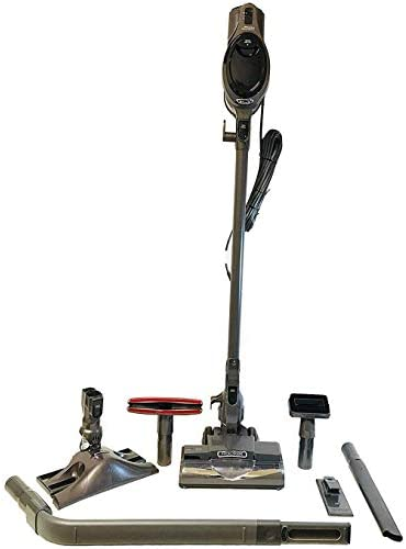 Shark HV305 Rocket Ultralight Portable Upright Vacuum Cleaner w Car Detail Kit