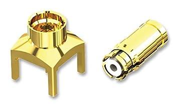 Conectores – – Bullet – Adaptador coaxial RF/SMP jack-smpjack 50 Ohm –