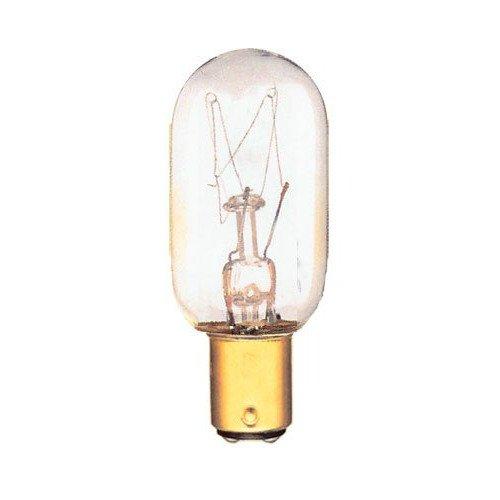 OCSParts 40T8-DC Light Bulb, 40 Watts, 130 Volts DC