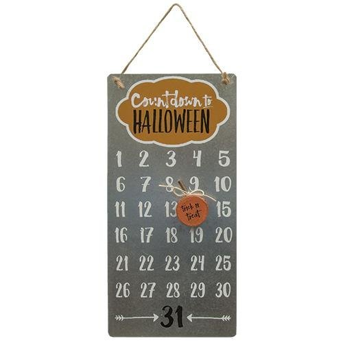 Heart of America Halloween Countdown Calendar