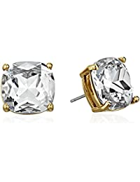 """""""Essentials"""" Small Square Stud Earrings"""