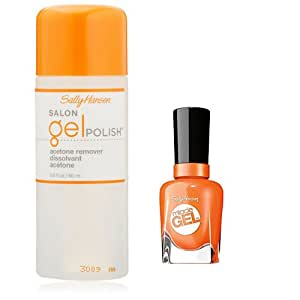 Amazon Com Sally Hansen Miracle Gel Electra Cute And Pro