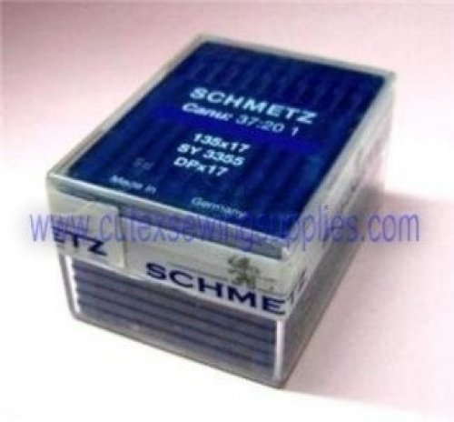 Size 18 metric 110 100 Schmetz 135X17 DPX17 SY3355 Industrial Sewing Machine Needles