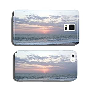 Beautiful sea sunset cell phone cover case Samsung S6