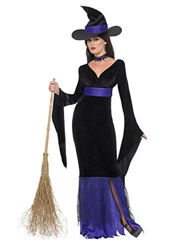 Women's Glamorous Witch Costume (Glamorous Womens Halloween Costumes)