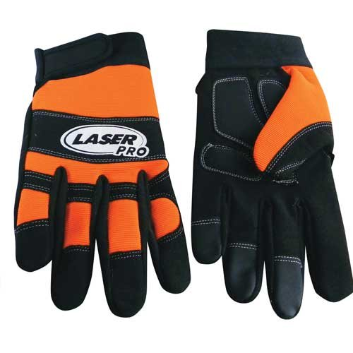 Laser Chainsaw Gloves Pro (XLG)