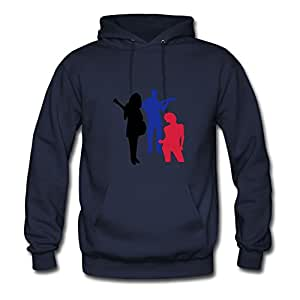 Artist Band Music Players And Singers Designed X-large Series Hoody Women Regular