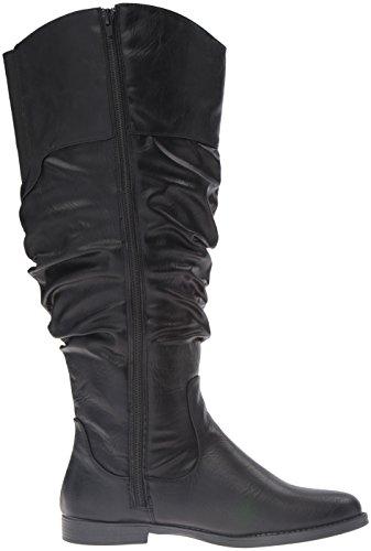 Easy Street Womens Vim Plus Slöfock Boot Svart