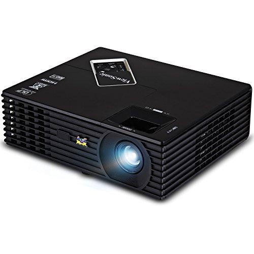 ViewSonic PJD5134 SVGA DLP Projector 3000 Lumens 3D Blu-Ray wHDMI 120Hz