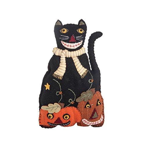 GALLERIE II Penny Lane Halloween Black Cat