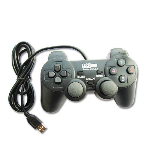 USB GamePad Joystick Game Controller JoyPad For PC Computer