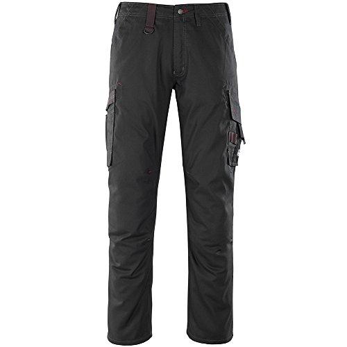 Mascot 07279-154-09-90C54 Rhodos Pantalon de Service Taille Longueur 90 cm/C54 Noir