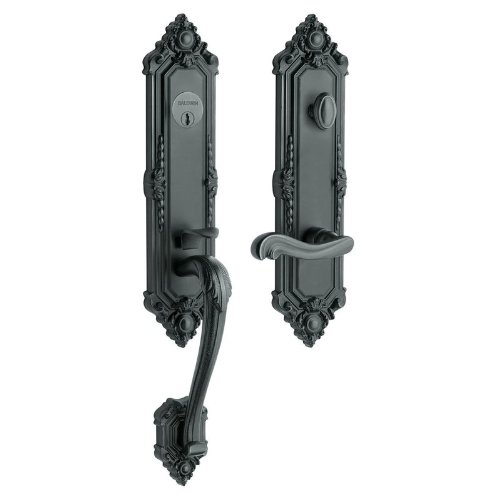 Alquiler único Cilindro Kensington Handle Set para diestros candidatos, envejecido níquel: Amazon.es: Bricolaje y herramientas