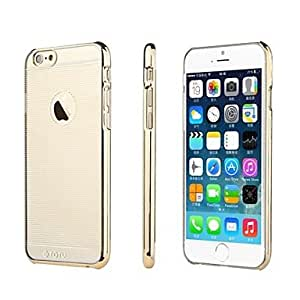 TY TOTU Plastic Cover for iPhone 6/iPhone 6 Plus (Assorted Colors) , Silver