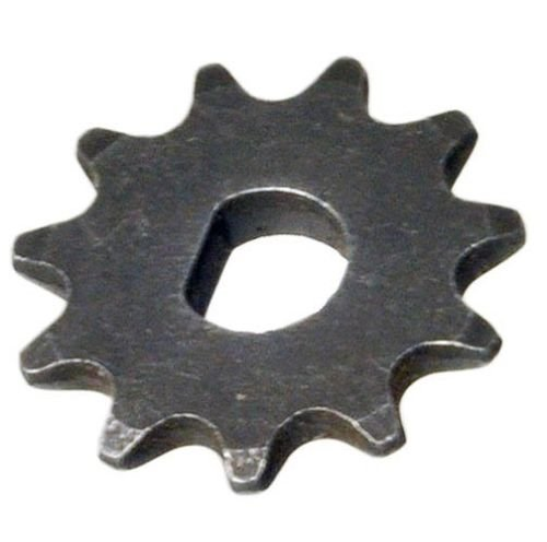- 11 Tooth Sprocket (Dual D-bore, use #25 chain) for 100w 125w 150w 200w 250w 300w electric scooter motors