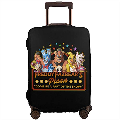 Rmoye Five Nights at Freddy's Spandex Travel Luggage Protector Suitcase Cover 18-32 Inch -