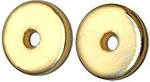 Designer Spacer Beads (Luxury & Custom {6mm} of Approx 100 Individual Loose Small Size Round