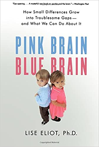 Brain Differences Seen In Children With >> Pink Brain Blue Brain How Small Differences Grow Into Troublesome