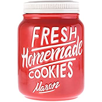 Amazon Com Appletree Design Life Is Sweet Cookie Jar 7 1