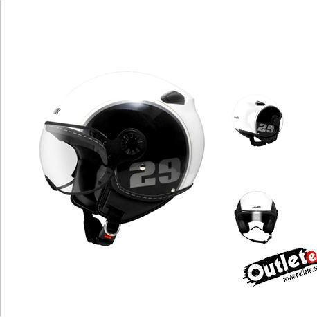 Amazon.es: CASCO JET UNIK CJ-12 CRUISER CON PANTALLA
