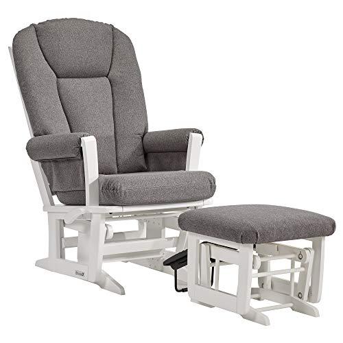nursery gliders that recline