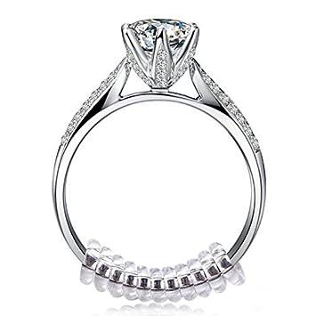Amazon.co.jp: 指輪 サイズ調整...