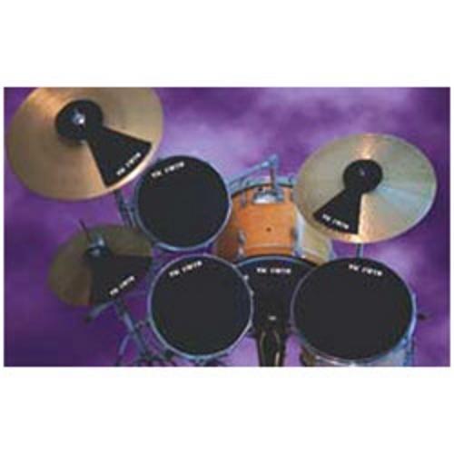 Vic Firth Drum Set Mute Prepack by Vic Firth