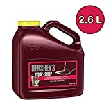 HERSHEY'S Bulk Chocolate Syrup, 2.6 L