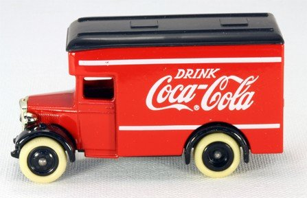 (Lledo Days Gone LC16 Coca Cola 1932 Delivery)