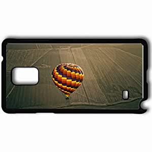 Personalized Samsung Note 4 Cell phone Case/Cover Skin 39286 Black