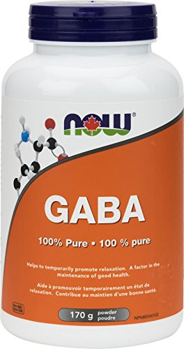 Used, NOW Gaba Pure Powder, 170g for sale  Delivered anywhere in Canada