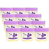 Mountain Falls Petroleum Jelly Skin Protectant, Lavender and Chamomile, 13 Ounce (Pack of 12)